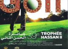 Hassan II Golf Trophy and the golf industry in Morocco