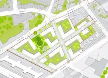 TIVOLI 450 dwellings in Brussels