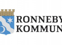 The city of Ronneby, Sweden