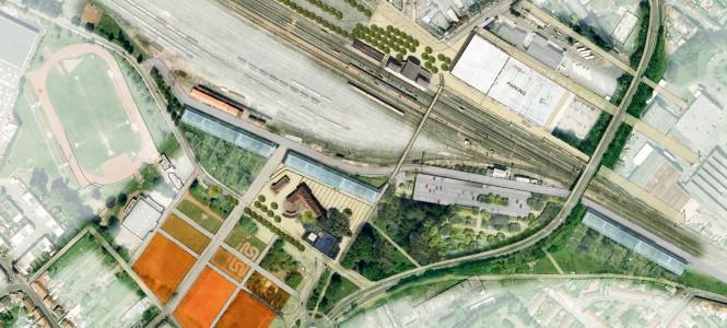Public spaces and Bridges