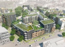 TIVOLI 400 eco dwellings in Brussels