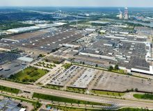 Ford Genk, a circular economy worksite in Flanders
